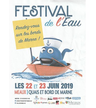 Cartophiles de Meaux au Festival de l'Eau
