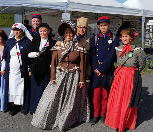 Expo au Musée de la Grande Guerre à Meaux